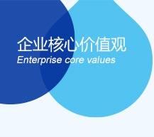 企业核心价值观
