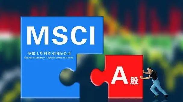 龙8娱乐被纳入MSCI旗舰指数!